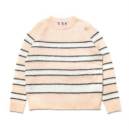 SON OF THE CHEESE / Mangan KNIT (PINK)