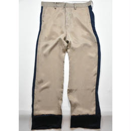 Black Weirdos / Saddam Bowling Pants  / (Beige)