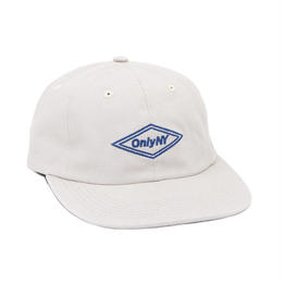 Only NY / Diamond Polo Hat (Bone)