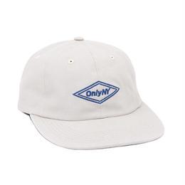 Only NY / Diamond Polo Hat (Bone)