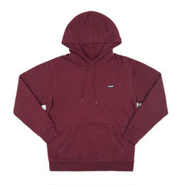 Only NY /  Block Logo Hoody (Burgundy)