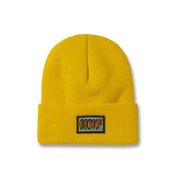 HUF  MAR VISTA BEANIE  (YELLOW)