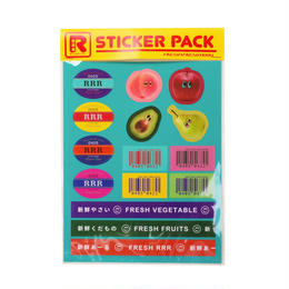 アールスーパー STICKER PACK