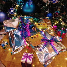 X'mas gift wrapping