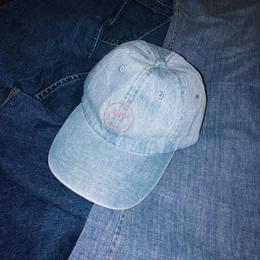 RRR smile logo Denim CAP