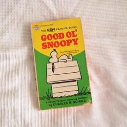 SNOOPY OLD COMIC