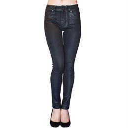 JET BLACK PANTS