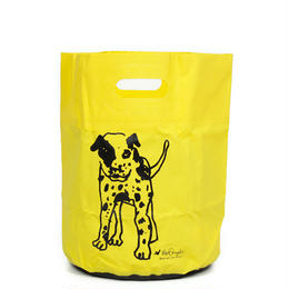 HIGHTIDE × MARK GONZALES  TARP BAG YELLOW 16ℓ
