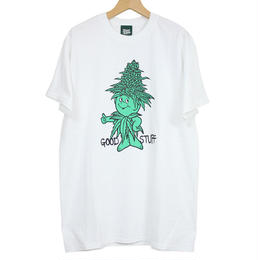 Hot Box Sessions ×  Daze'nHaze Tシャツ WHITE