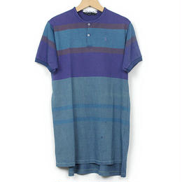 The Dawn B MADE IN USA POLO OVER DYED INDIGO No.8