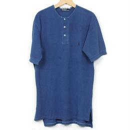 The Dawn B MADE IN USA POLO OVER DYED INDIGO No.3