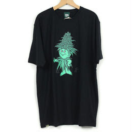 Hot Box Sessions ×  Daze'nHaze Tシャツ BLACK