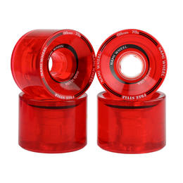 NAMI WHEEL FreeStyle 66mm Clear Red