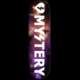 MYSTERY Cosmic Logo 8.00