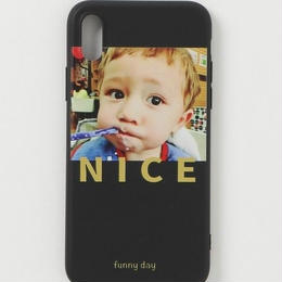 【GLORY】 nice boy iPhoneケース