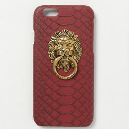 【GLORY】Lion iPhoneケース