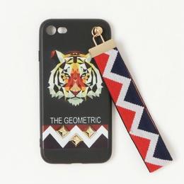 【GLORY】タイガー ストップ付き iPhoneケース