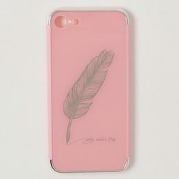 【GLORY】フェザーモチーフ iPhoneケース