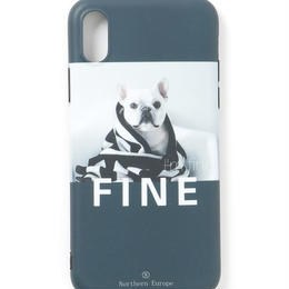 【GLORY】FINE Dog iPhoneケース