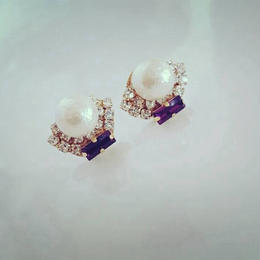 再販 cotton pearl×bijou  moon small
