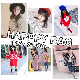 kids☻【即完売】大人気❤︎happy Bag