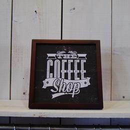 COFFEE SHOP コーヒーショップ アートフレーム サインフレーム