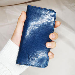 本革 iPhoneX ケース <受注制作>