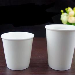 【ご予約アイテム】ペーパーカップ白磁160ml