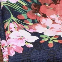 【即納】新色追加♡合皮お花柄布地