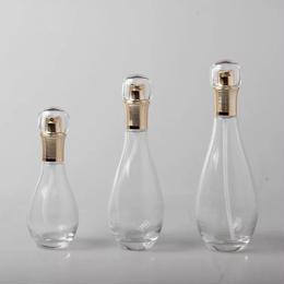 【即納】大きな150ml♡jadoreみたいなガラスボトル