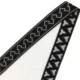 トリム ブラック&ホワイト