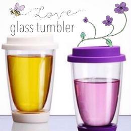 (ご予約)ガラス二重構造タンブラー