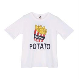 【予約終了】POTATO Tシャツ(90-130cm)