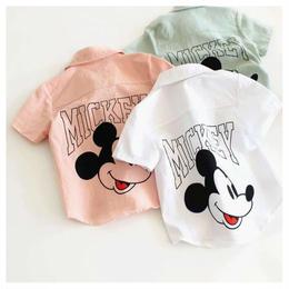 【再/予約終了】mouse 半袖 シャツ