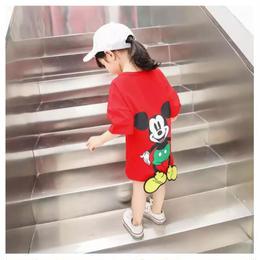 【再/予約終了】mouse ワンピース(90-130cm)