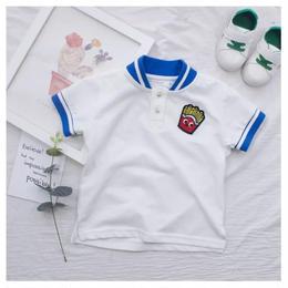 【予約終了】ポテト ポロシャツ(90-130cm)