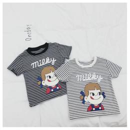 【再/予約終了】プリント Tシャツ(80-120cm)