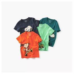 【予約終了】SNOOPY Tシャツ(90-130cm)