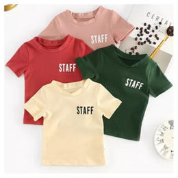 【予約終了】STAFF Tシャツ(60-100cm)