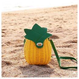 【予約終了】pineapple ショルダー バッグ