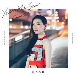 "[SG-061] Q.A.S.B. - You're My Star / Come On! (7"") 【残り5枚】"
