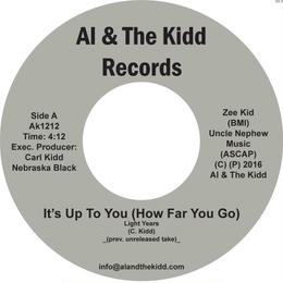 """[AK 1212] Light Years - It's Up To You (How Far You Go) / Do It To The Max  (7"""" Vinyl)"""