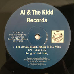 """[AK1205] Sir Joe Quarterman And Free Soul - So Much Trouble In My Mind (Inst. ) and more (12"""")"""