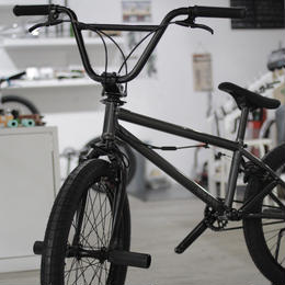 2018 (WAGWAN) Complete bikes * Gun Metallic * 20inch