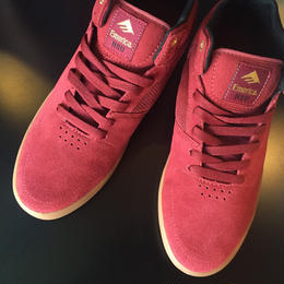 Emerica HSU G6(Color : BURGANDY/GUM)