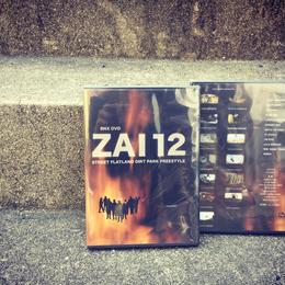 ZAI 12 BMX FREESTYLE DVD