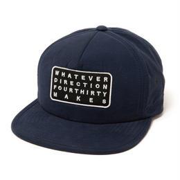 WP STRABACK CAP nvy