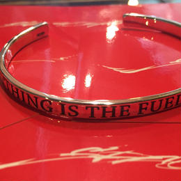 430 ICON LETTER BANGLE