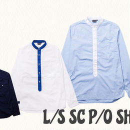 430 L/S SC P/O SHIRTS