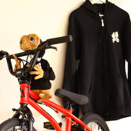 430 E.T. ZIP UP PARKA & E.T. PLUSH DOLLS<SIZE:L>
